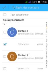 Alcatel Pixi 3 Dual Sim - Contact, Appels, SMS/MMS - Envoyer un MMS - Étape 7