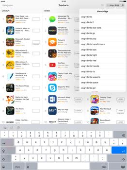 Apple iPad Pro 12.9 inch - Apps - Herunterladen - Schritt 9
