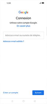 Oppo Find X2 Neo - Applications - Créer un compte - Étape 5
