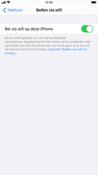 Apple iphone-7-plus-met-ios-13-model-a1784 - Bellen - WiFi Bellen (VoWiFi) - Stap 7
