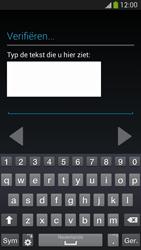 Samsung I9295 Galaxy S IV Active - apps - account instellen - stap 19