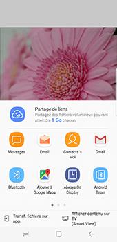 Samsung Galaxy S8 - Photos, vidéos, musique - Prendre une photo - Étape 18