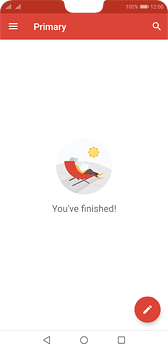 Huawei P20 - Email - 032a. Email wizard - Gmail - Step 6