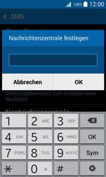 Samsung Galaxy Trend 2 Lite - SMS - Manuelle Konfiguration - 0 / 0