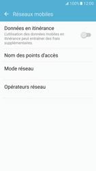 Samsung Galaxy S7 - Internet et roaming de données - Désactivation du roaming de données - Étape 6