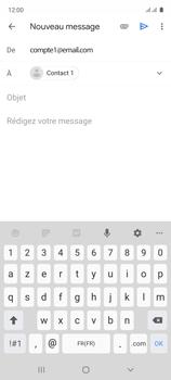 Samsung Galaxy A51 - E-mails - Envoyer un e-mail - Étape 8