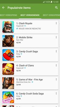 Samsung Samsung Galaxy S6 Edge+ (Android M) - apps - app store gebruiken - stap 9