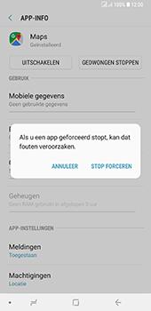 Samsung Galaxy A6 Plus - apps - apps afsluiten - stap 7