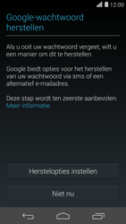 Huawei Ascend P7 - apps - account instellen - stap 12