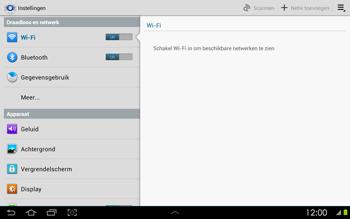 Samsung P5100 Galaxy Tab 2 10-1 - WiFi - Handmatig instellen - Stap 5