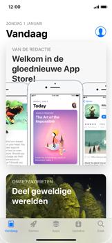 Apple iPhone X - Applicaties - Downloaden - Stap 3