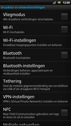 Sony LT22i Xperia P - wifi - handmatig instellen - stap 5