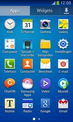 Samsung S7580 Galaxy Trend Plus - MMS - hoe te versturen - Stap 2