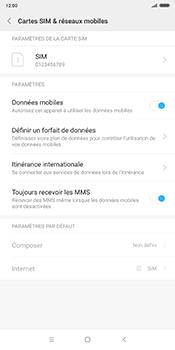Xiaomi Redmi 5 Plus - Internet - Configuration manuelle - Étape 4