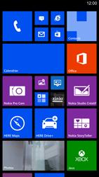 Nokia Lumia 1520 - Messagerie vocale - configuration manuelle - Étape 1