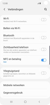 Samsung Galaxy S10e - wifi - schakel Wi-Fi Assistentie uit - stap 6