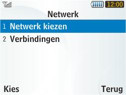 Samsung S3350 Chat 335 - netwerk en bereik - gebruik in binnen- en buitenland - stap 5