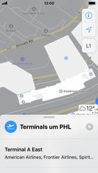 Apple iPhone SE - iOS 11 - Indoor-Karten (Einkaufszentren/Flughäfen) - 11 / 12