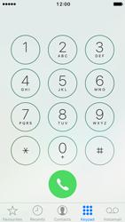 Apple iPhone SE - iOS 10 - SMS - Manual configuration - Step 3