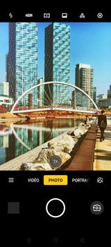 Oppo A9 2020 - Photos, vidéos, musique - Créer une vidéo - Étape 5