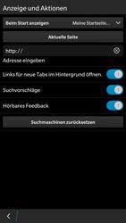 BlackBerry Leap - Internet - Apn-Einstellungen - 19 / 21