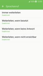 Samsung J510 Galaxy J5 (2016) - Anrufe - Rufumleitungen setzen und löschen - Schritt 9