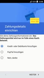 HTC U Play - Apps - Konto anlegen und einrichten - 18 / 22