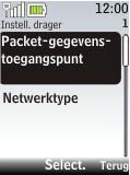 Nokia 2720 fold - Internet - Handmatig instellen - Stap 12