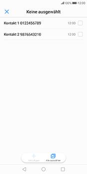 Huawei Mate 10 Pro - Anrufe - Anrufe blockieren - Schritt 9