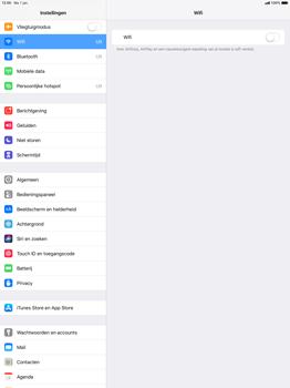 Apple ipad-pro-12-9-ios-12 - WiFi - Verbinden met een netwerk - Stap 4