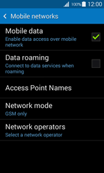 Samsung G357 Galaxy Ace 4 - Network - Change networkmode - Step 9