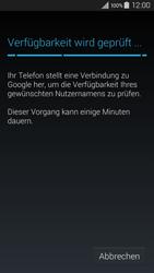 Samsung Galaxy A3 - Apps - Konto anlegen und einrichten - 9 / 22
