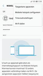 Samsung Galaxy S7 Edge - Android N - WiFi - Mobiele hotspot instellen - Stap 9