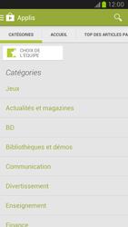 Samsung Galaxy Note 2 - Applications - Télécharger une application - Étape 6