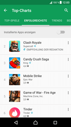 Sony Xperia XZ - Android N - Apps - Herunterladen - 0 / 0