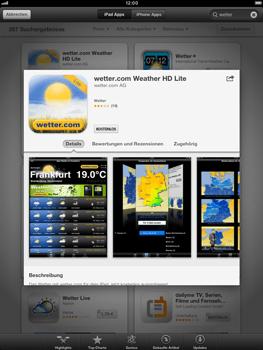 Apple iPad mini - Apps - Herunterladen - 12 / 20