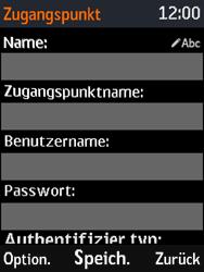 Nokia 3310 - Internet - Apn-Einstellungen - 12 / 22