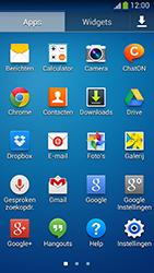 Samsung G386F Galaxy Core LTE - SMS - SMS-centrale instellen - Stap 3
