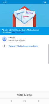 Samsung Galaxy Note 10 Plus 5G - E-Mail - 032a. Email wizard - Gmail - Schritt 13