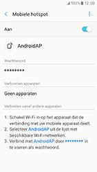 Samsung Galaxy A3 (2017) (SM-A320FL) - WiFi - Mobiele hotspot instellen - Stap 12