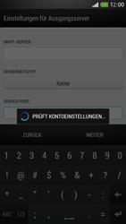 HTC One Mini - E-Mail - Konto einrichten - Schritt 16