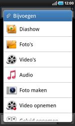 Samsung I9000 Galaxy S - MMS - afbeeldingen verzenden - Stap 7