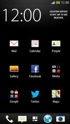 HTC One Mini - E-mail - Sending emails - Step 3