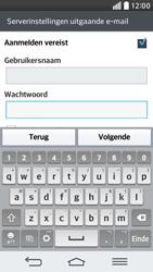 LG D620 G2 mini - E-mail - Account instellen (IMAP met SMTP-verificatie) - Stap 16