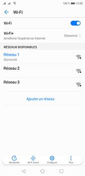 Huawei P20 Pro - WiFi - Configuration du WiFi - Étape 8