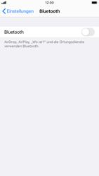 Apple iPhone 8 - iOS 14 - Bluetooth - Verbinden von Geräten - Schritt 6