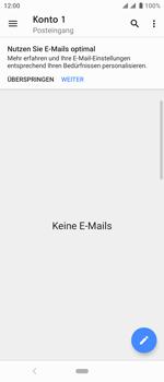Sony Xperia 10 - E-Mail - Konto einrichten (outlook) - Schritt 5
