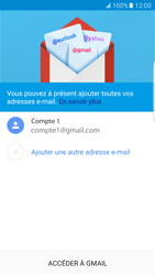 Samsung Galaxy S7 Edge (G935) - E-mail - Configurer l