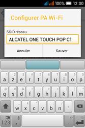 Alcatel OT-4015X Pop C1 - Internet et connexion - Partager votre connexion en Wi-Fi - Étape 8