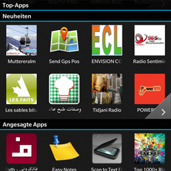 BlackBerry Q5 - Apps - Herunterladen - 13 / 25